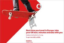 Vodafone rolls out first new global identity since 2005