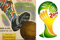 From 1950 to 2014: The evolution of World Cup posters