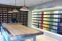 Farrow & Ball appoints M2M