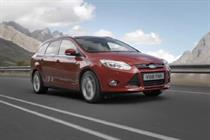 Ford drives Focus launch with £4m campaign