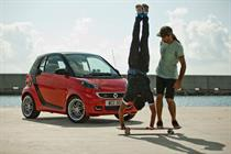 Daimler in agency talks over Smart car relaunch