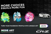 Honda ties up with Facebook to promote CR-Z