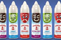 Anchor offers 30 seconds of virtual Squirty Cream