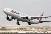Qatar Airways calls £20m media review