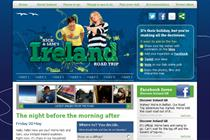 Social media to steer Tourism Ireland road trip