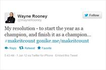 Nike ticked off for Rooney and Wilshere tweets