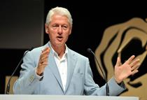 Cannes 2012: Bill Clinton asks adland to 'fill brains as well as hearts'