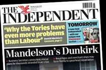 Lebedev to relaunch The Independent tomorrow