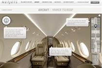 The Assembly picks up NetJets ad account
