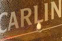 BrewDog fails to derail Carling's message