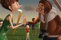 Lloyds TSB launches first London 2012 TV ad