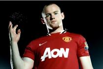 Rooney gets supersized for EA Sports ad