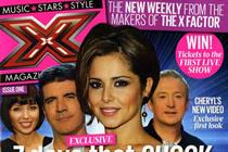 X Factor magazine hits Tesco shelves