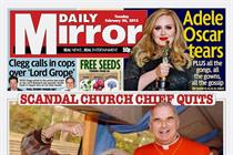 Trinity Mirror shifts £5m media into Aegis shops