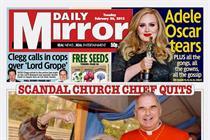 Trinity Mirror shifts £5m media into Aegis shops