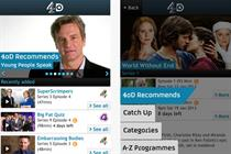 MEDIA360: Channel 4 gives preview of 4Now app