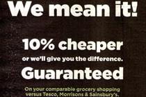 Tesco fails to get Asda price-guarantee ad banned
