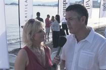 Cannes 2012: Campaign on the beach with M&C Saatchi, BBH, McCann and Lowe...