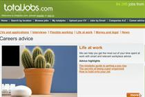 Albion replaced by VCCP on Total Jobs creative account