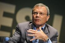 WPP pre-tax profits rise 8.3% to £1.1bn