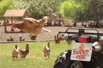 ASA clears Happy Egg ads despite RSPCA concerns