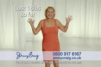 Jenny Craig kicks off UK media pitch