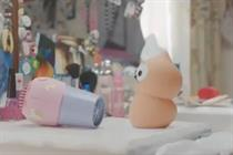 EDF unveils zoetrope campaign for Thank Yous push