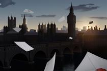 Burberry partners with Google on digital kisses campaign