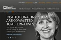 Kitcatt Nohr Alexander Shaw lands Russell Investments