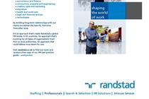 Randstad to launch multimillion pound UK marketing campaign