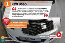 Seat showcases Leon in augmented reality app