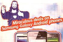 Phones4U slammed for 'mocking' Christians