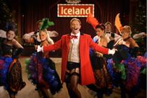 Iceland serves up Jason Donovan and mums in Christmas ads