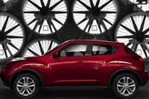 Nissan Juke drive targets young urbanites
