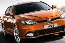 MG hands media to Brilliant ahead of relaunch