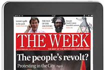Dennis Publishing to launch iPad edition of The Week