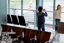 British Airways retains BBH and OgilvyOne