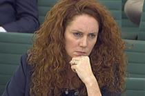 Rebekah Brooks returns as News UK chief executive