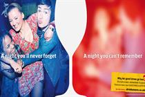 Drinkaware charity calls creative review