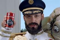 Old Spice introduces Sea Captain to 'smell better' activity