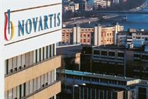 Novartis to review $600m global media business