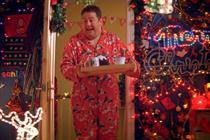 Monkey opens stocking in latest PG Tips spot