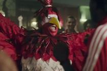 Coca-Cola unleashes the 'super fan' for Euro 2012 activity