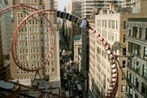 Barclaycard unveils new Rollercoaster TV ad