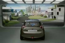 Mini readies concept car film for social media audience