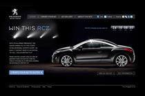 Peugeot digital campaign asks drivers to create their own ads