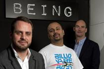 Omnicom brings Being agency to the UK