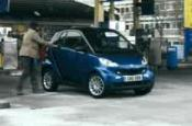 AMV produces ad lauding Smart car efficiency