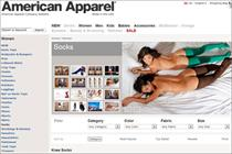 American Apparel banned from running revealing ads