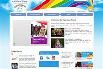 Atomic London picks up Rainbow Trust brief
